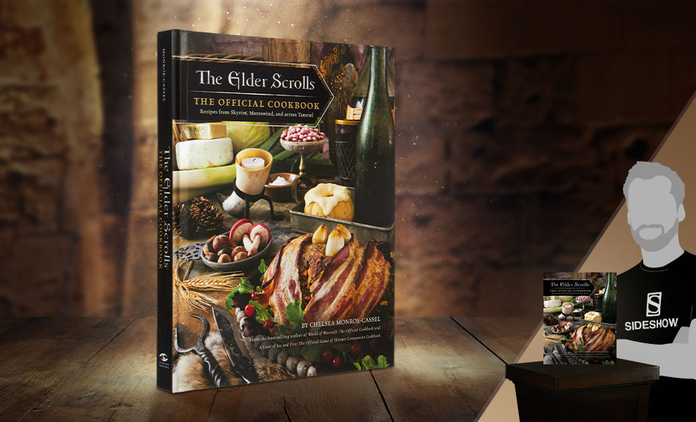 Gallery Feature Image of The Elder Scrolls: The Official Cookbook Book - Click to open image gallery