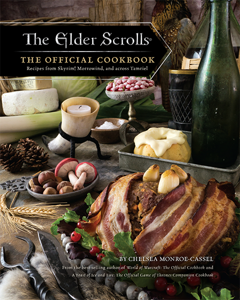 Insight Editions The Elder Scrolls: The Official Cookbook Book