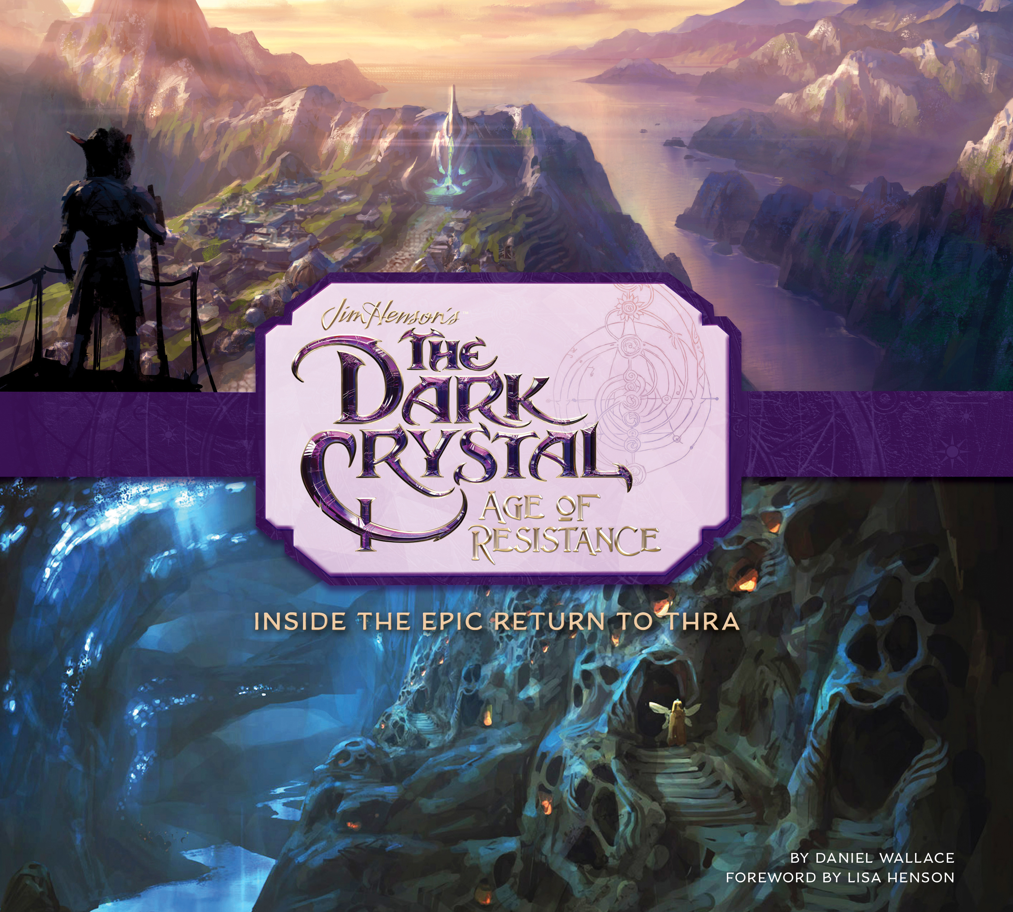 Insight Editions The Dark Crystal: Age of Resistance Book