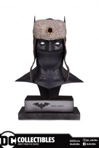 Gallery Image of Red Son Batman Cowl Statue