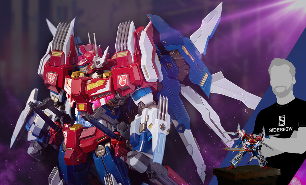 Gallery Feature Image of Star Saber (#04) Collectible Figure - Click to open image gallery