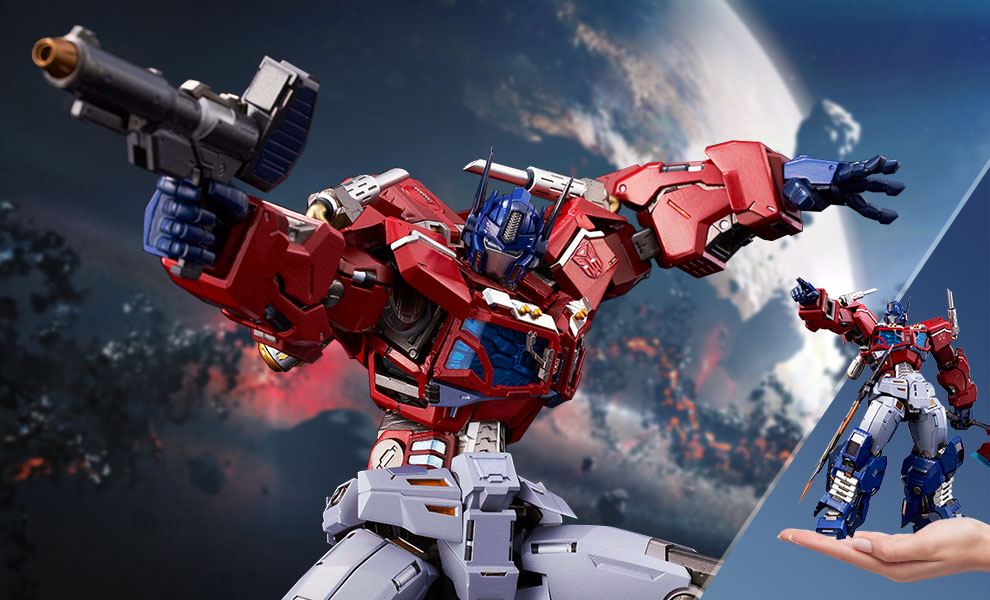 Gallery Feature Image of Optimus Prime (#05) Collectible Figure - Click to open image gallery