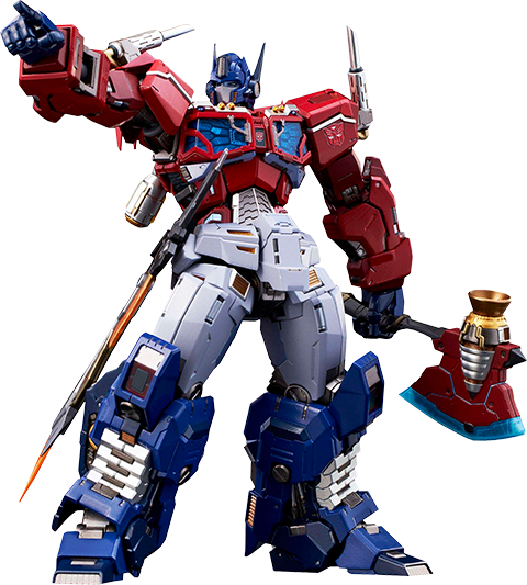 Flame Toys Optimus Prime (#05) Collectible Figure