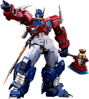 Optimus Prime (#05) Collectible Figure