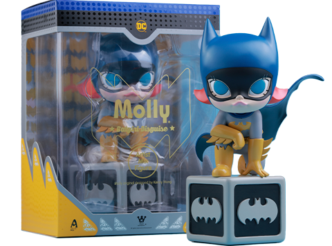 Hot Toys Molly (Batgirl Disguise) Collectible Figure