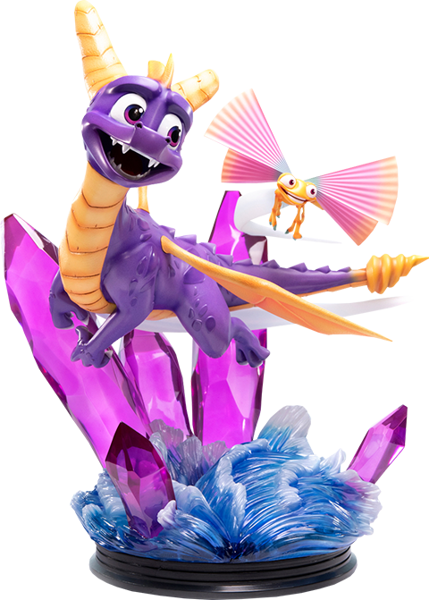 First 4 Figures Spyro Statue