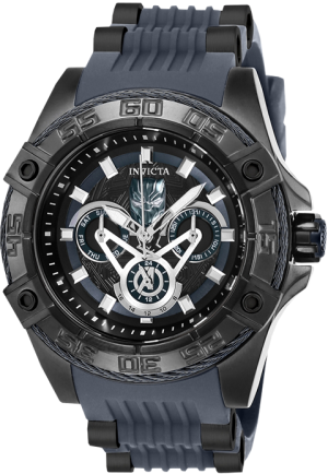Black Panther Watch - Model 27029 Jewelry