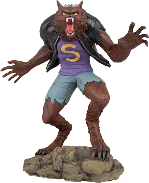 Icon Heroes Jughead the Hunger Statue