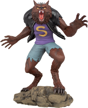Jughead the Hunger Statue