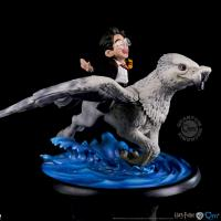Gallery Image of Harry Potter and Buckbeak Q-fig Max Collectible Figure