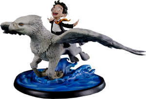 Harry Potter and Buckbeak Q-fig Max Collectible Figure