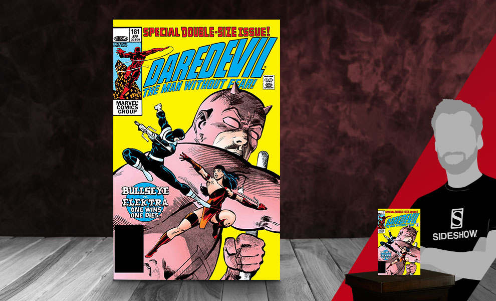 Gallery Feature Image of Daredevil #181 Book - Click to open image gallery
