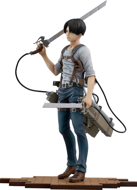 1000toys Levi (Version 2B) Collectible Figure