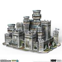 Gallery Image of Winterfell 3D Puzzle Puzzle