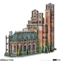 Gallery Image of The Red Keep 3D Puzzle Puzzle