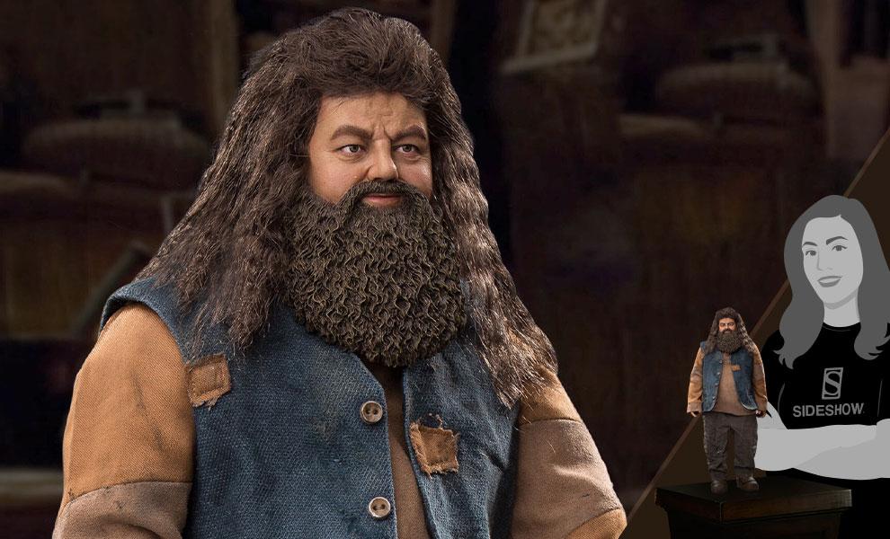 Gallery Feature Image of Rubeus Hagrid 2.0 Sixth Scale Figure - Click to open image gallery