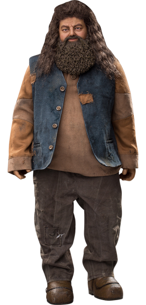 Rubeus Hagrid 2.0 Sixth Scale Figure