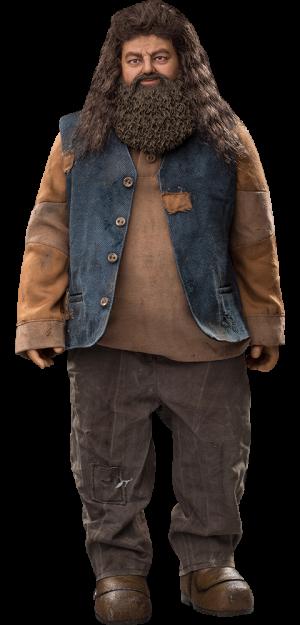 Rubeus Hagrid 2.0 Sixth Scale Figure