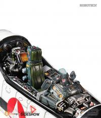 Gallery Image of Robotech Macross VF-1S Cockpit Diorama
