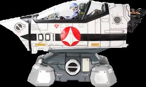 Robotech Macross VF-1S Cockpit Diorama