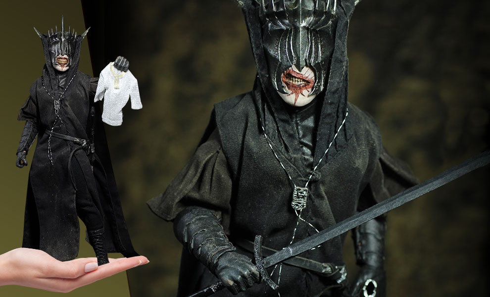 Gallery Feature Image of The Mouth of Sauron (Slim Version) Sixth Scale Figure - Click to open image gallery