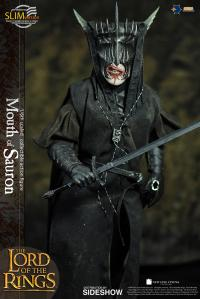 Gallery Image of The Mouth of Sauron (Slim Version) Sixth Scale Figure
