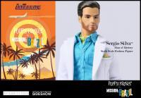 Gallery Image of Man of Mystery Sergio Silva(TM) Sixth Scale Figure