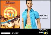 Gallery Image of Man of Mystery Sergio Silva(TM) Sixth Scale Figure