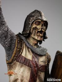 Gallery Image of Templar's Reign Statue