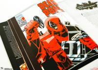 Gallery Image of Marvel Comics Art Books Collection Book