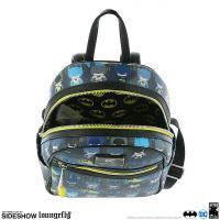 Gallery Image of Batman 80th Anniversary Chibi Mini Backpack Apparel