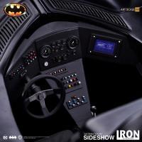 Gallery Image of Batmobile 1:10 Scale Statue