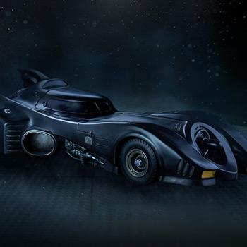 Batmobile DC Comics 1:10 Scale Statue