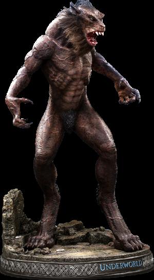 Lycan Deluxe Statue