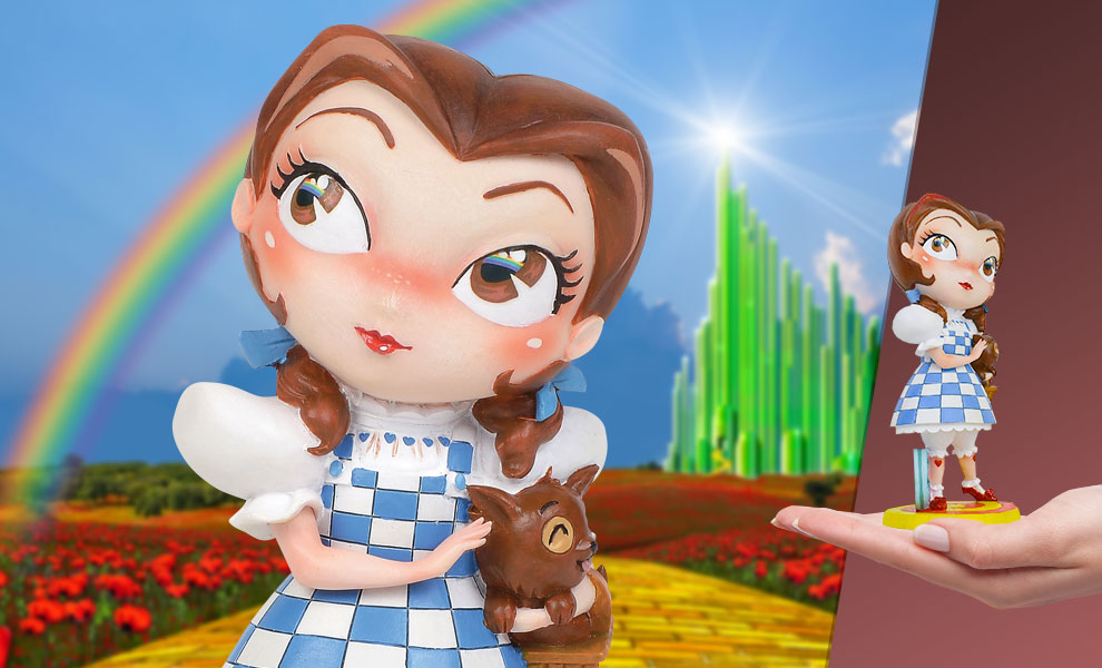 Gallery Feature Image of Miss Mindy Dorothy Figurine - Click to open image gallery