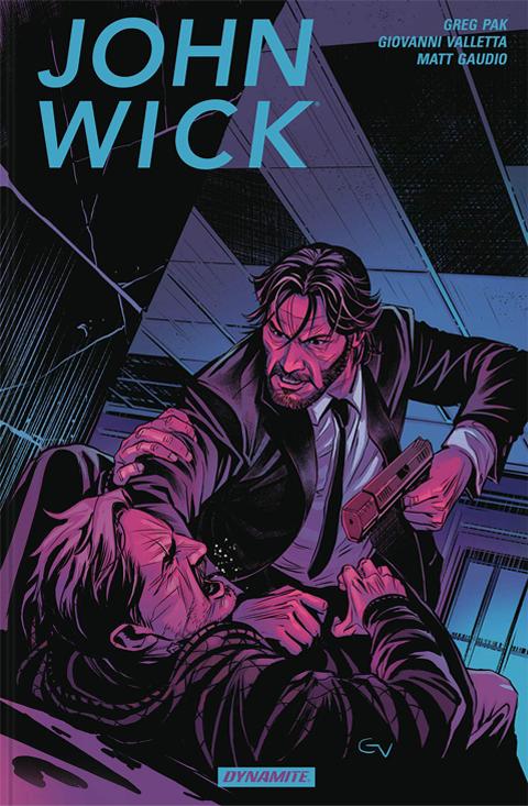 Dynamite Entertainment John Wick Vol. 1 Book
