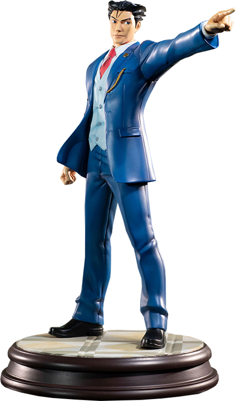 First 4 Figures Phoenix Wright Statue
