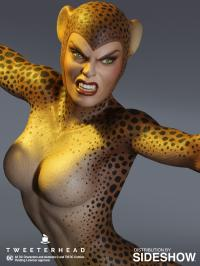 Gallery Image of Super Powers Cheetah Maquette