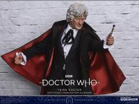 Gallery Image of Third Doctor Sixth Scale Figure