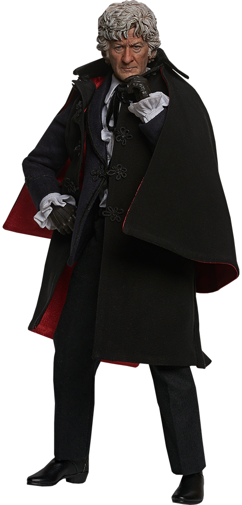BIG Chief Studios Third Doctor Sixth Scale Figure