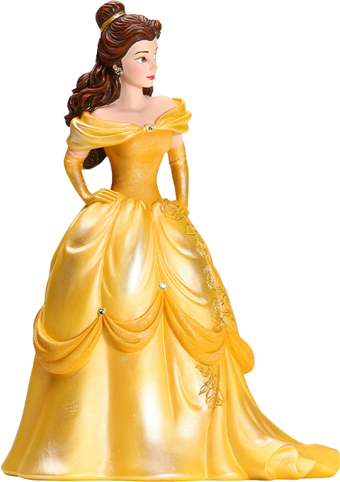 Enesco, LLC Belle Couture de Force Figurine