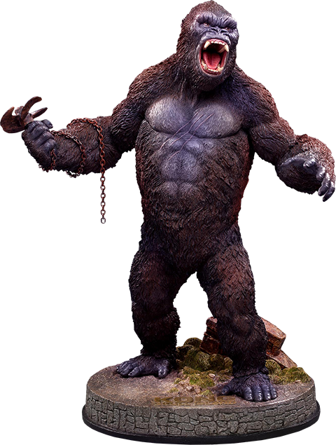Star Ace Toys Ltd. Kong 2.0 Deluxe Statue