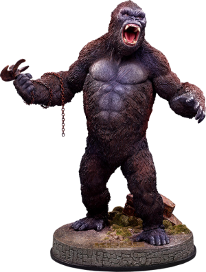 Kong 2.0 Deluxe Statue