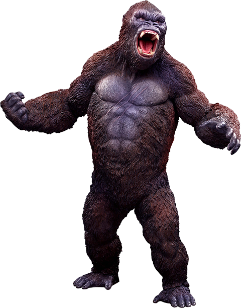 Star Ace Toys Ltd. Kong 2.0 Statue