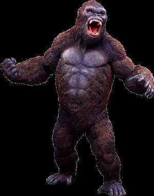 Kong 2.0 Statue