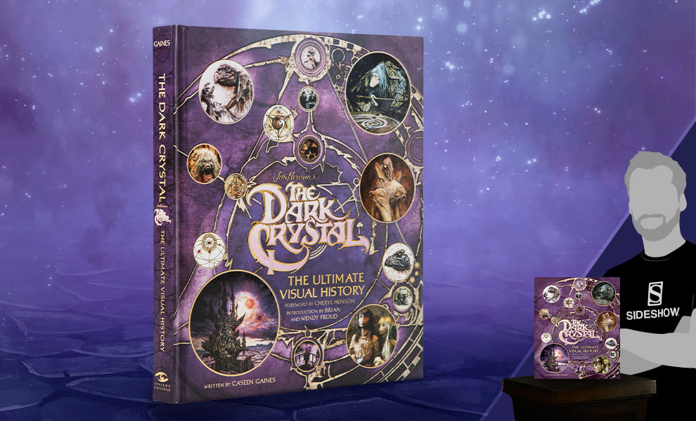 Gallery Feature Image of The Dark Crystal: The Ultimate Visual History Book - Click to open image gallery