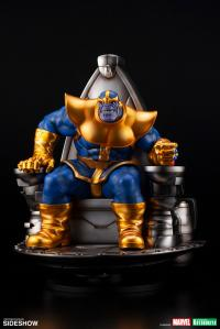 Gallery Image of Thanos on Space Throne Statue