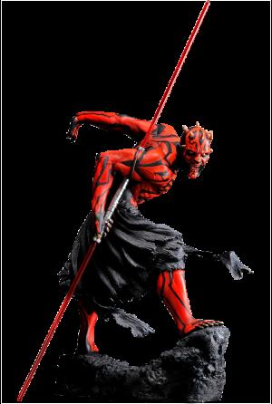 Darth Maul (Japanese Ukiyo-e Style) Statue