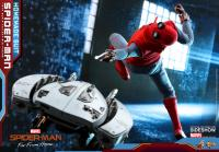 Gallery Image of Spider-Man (Homemade Suit) Sixth Scale Figure