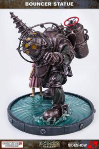 Gallery Image of Big Daddy Bouncer Statue